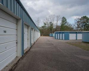 FM 2854 Outdoor Storage Rooms
