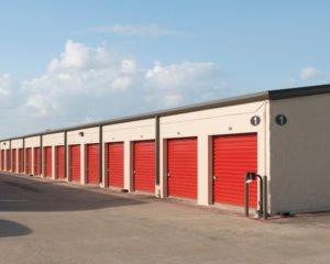 Non Climate Storage Units Conroe TX