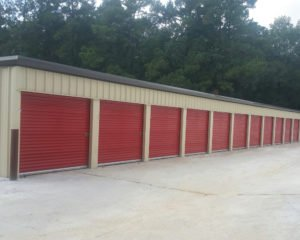 Easily Accessible Self Storage Units Conroe TX