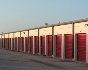 Non Climate Self Storage Units Conroe TX