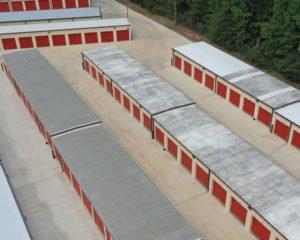 Non Climate Storage Units Conroe Texas