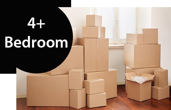 4+ Bedrooms