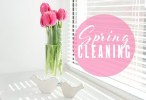 Tips for Spring Cleaning by Montgomery Self Storage