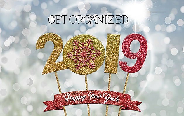 Get organized goals