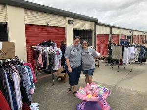 Hope's Bridge Garage Sale