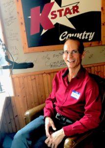Andrew Pena, Jr. Montgomery Self Storage Grand Opening KSTAR 99.7FM Radio Remote
