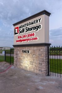 Montgomery Self Storage 105 West Montgomery, TX