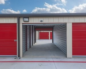 105 East - Montgomery Self Storage