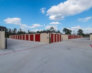 105 East Facility - Montgomery Self Storage