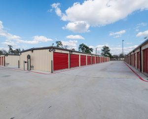 105 East Store Rooms - Montgomery Self Storage