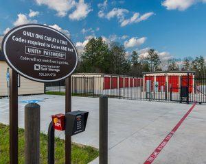 105 East - Montgomery Self Storage