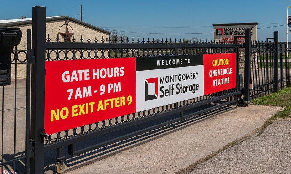 Montgomery Self Storage Hwy 105 West