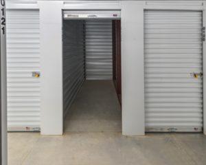 5 x 10 Self Storage Units