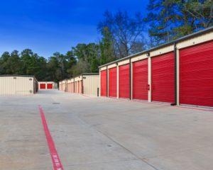 Non Climate Storage Units Conroe - Montgomery Self Storage