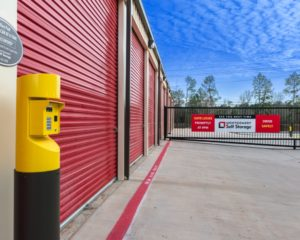 Self Storage with Easy Access Conroe Texas