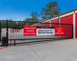 Montgomery Self Storage 1418 FM 2854 Road Conroe TX 77304 Hours of Operation