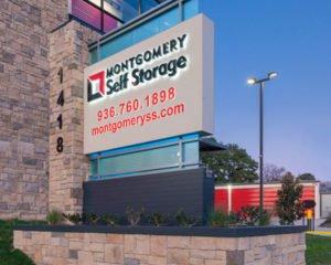Montgomery Self Storage 1418 FM 2854 Road Conroe, TX 77304