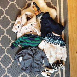 closet sorting