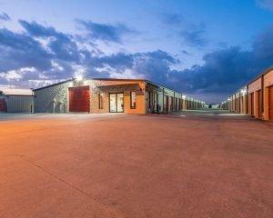 West 105 Storage Units