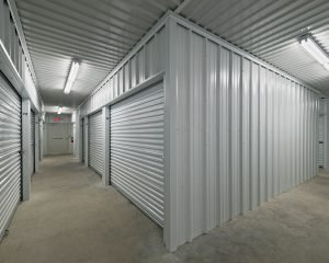 Inside West 105 Store Rooms